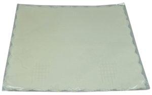 Салфетки KARNA DERTSIZ жаккард  1/6  35x35 cm-Салфетки-Кремовый