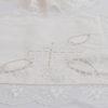 Скатерть  с пропиткой Скатерть Novra 160*300 с гипюром + салфетки