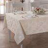 Скатерть  жаккард LINEN cotton    160x220 см  V12
