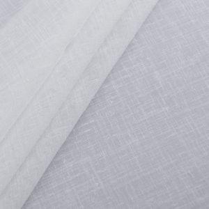 Декоративная ткань Иви 320 см Белый