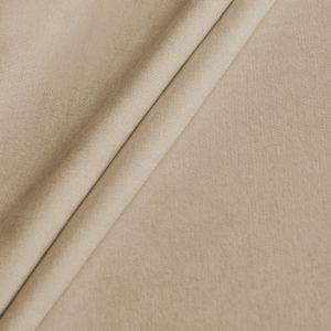 Декоративная ткань Софт 300 см Бежевый
