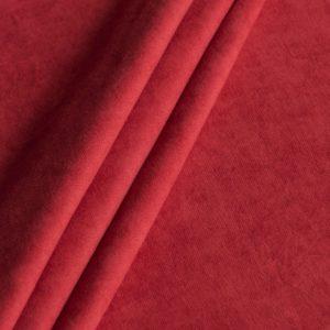 Декоративная ткань  Софт  300 см Красный