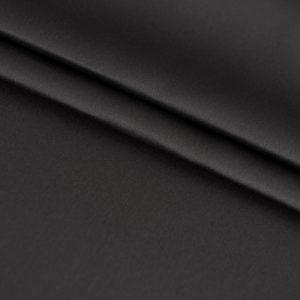 Негорючая декоративная ткань  Бали  300 см Черный