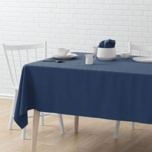 Скатерть   Билли  145х170 см Синий