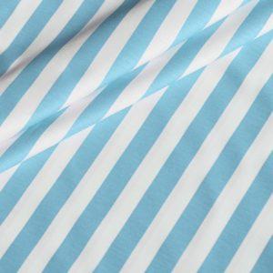Декоративная ткань  Кембридж  180 см Голубой