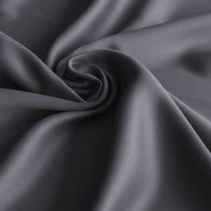 Декоративная ткань  Блэкаут  280 см Темно-серый