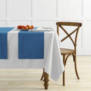 Комплект дорожек Ибица 45х145 см Синий