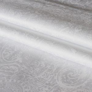 Декоративная ткань Тик Анкона  230 см  Выбеленный