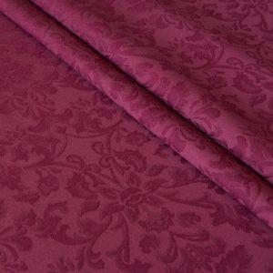 Скатертное полотно Донна 2 155 см Бордовый