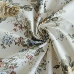 Декоративная ткань Дриада 180 см Голубой
