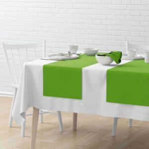 Комплект дорожек Билли 40х150 см Зеленый
