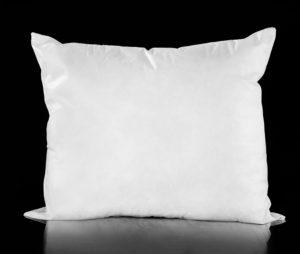 Подушка Внутренняя подушка для декоративных наволочек Азимут 43*63 см Белый