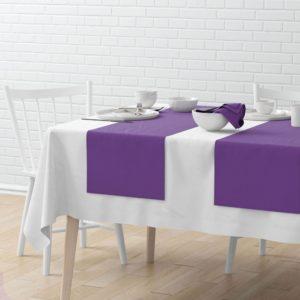 Комплект дорожек  Билли  40х150 см Фиолетовый