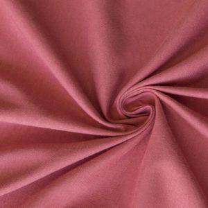 Декоративная ткань Билли 180 см Малиновый