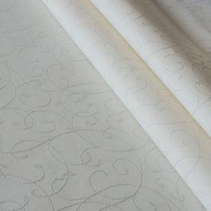 Скатертное полотно Густав 2 305 см Сливочный