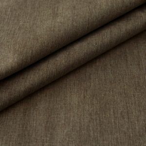 Негорючая декоративная ткань Эклипсо 290 см Коричневый