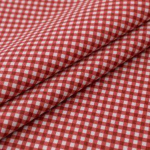 Декоративная ткань  Марси  180 см Красный