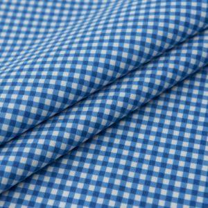 Декоративная ткань Марси 180 см Синий