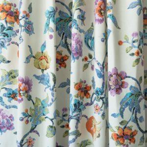 Декоративная ткань  Самоа  180 см Фиолетовый