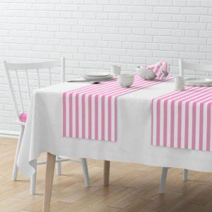 Комплект дорожек Кембридж 40х150 см Розовый