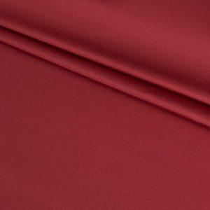 Негорючая декоративная ткань  Эллипс  280 см Красный