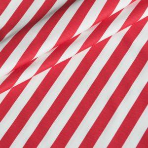 Декоративная ткань  Кембридж  180 см Красный