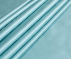 Декоративная ткань Шанти 300 см Светло бирюзовый