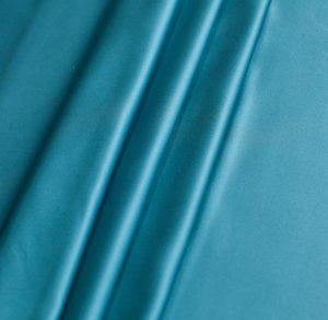 Декоративная ткань  Шанти  300 см Бирюзовый