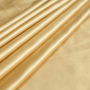 Декоративная ткань  Шанти  300 см Золотой