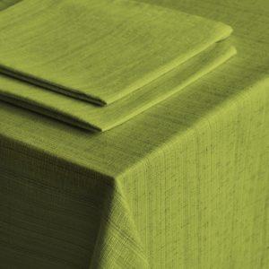 Комплект скатертей Леонардо 145х145 см Салатовый