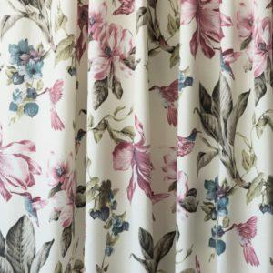 Декоративная ткань  Дея  180 см Розовый
