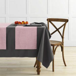 Комплект дорожек Ибица 45х145 см Розовый