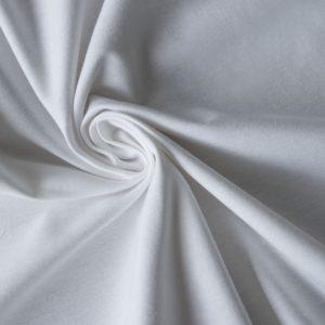 Декоративная ткань  Билли  180 см Белый