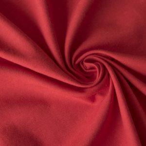 Декоративная ткань Билли 180 см Красный