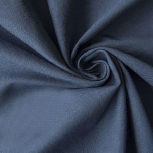 Декоративная ткань Билли 180 см Синий