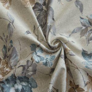 Декоративная ткань  Саммер  280 см Голубой