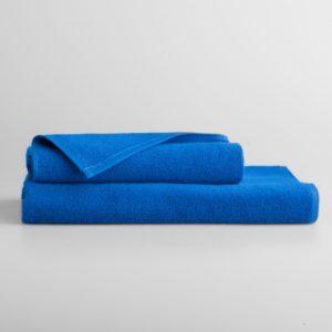 Комплект полотенец Нури-50х90 см-Синий
