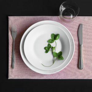 Комплект сетов  Ибица  28х43 см Розовый
