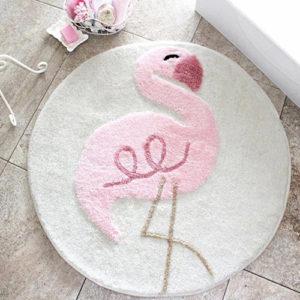 Коврик Castafiore Akril Pro forma Flamingo 90 диаметр