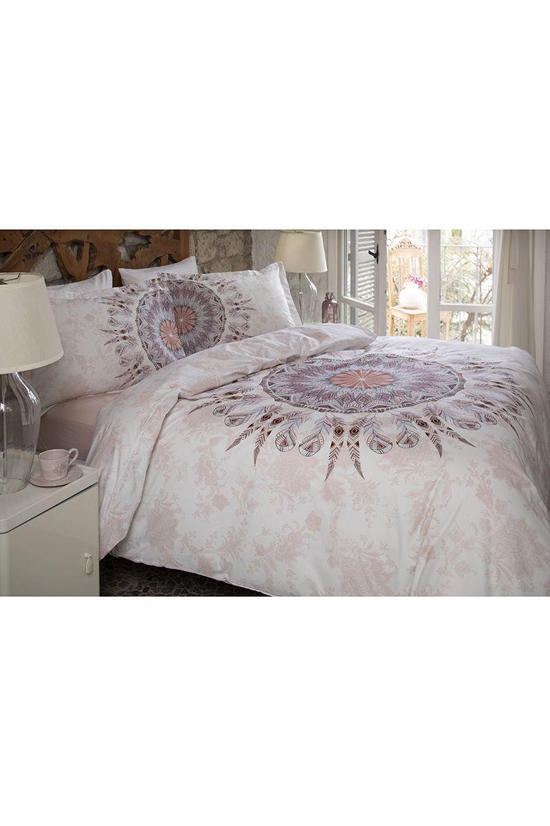 152d742ecc19 Купить Комплект постельного белья Ozdilek Geometric Mandala ранфорс ...
