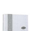 Комплект махровых полотенец c гипюром  ELINDA Кремовый-Кремовый