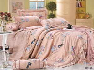 Комплект постельного белья ясли 55/039-sb сатин