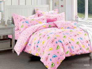 Комплект постельного белья ясли 55/046-sb сатин
