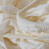 Постельное белье трикотаж с простыней на резинке  KARNA  двухстороннее SOFA  Евро