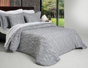 Покрывало на кровать Antonio Salgado Plume 2 Grey 240*270 см