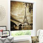 Римская штора Париж