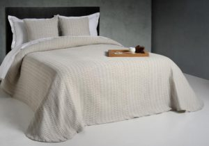 Покрывало на кровать Antonio Salgado Trcot 2 White 240*270 см
