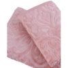 Полотенце с велюром KARNA HAZAL 70x140 см Пудра