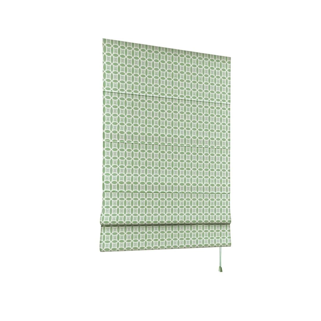 Римские шторы_Линза_зеленый