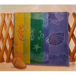 Пляжное полотенце Ozdilek Polca Shell 70x150 см